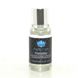 PARADISE Exotic Fruits Coconut Musk Vanilla - Signature Scented Fragrance Oil Made By Zen 15ml